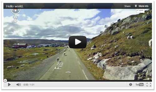 video giro del mondo