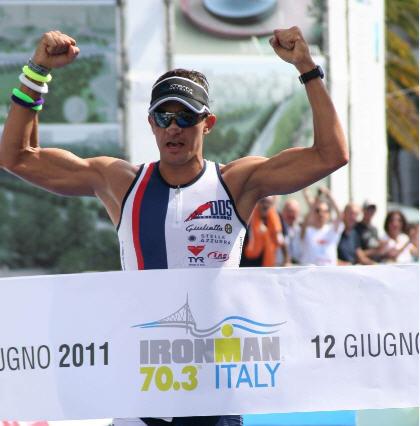 Daniel Fontana Ironman Pescara