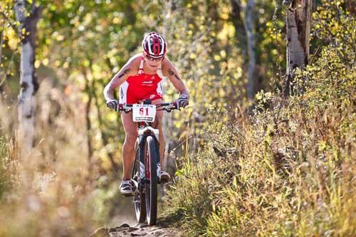 foto gara mountain bike xterra
