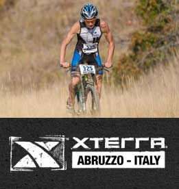 Sport XTERRA triathlon off road a Scanno