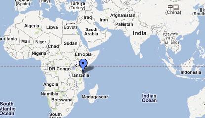 Cartina Geografica Del Mondo Mauritius.Viaggio Zanzibar Mare E Avventura Diari Di Viaggio Foto E Video