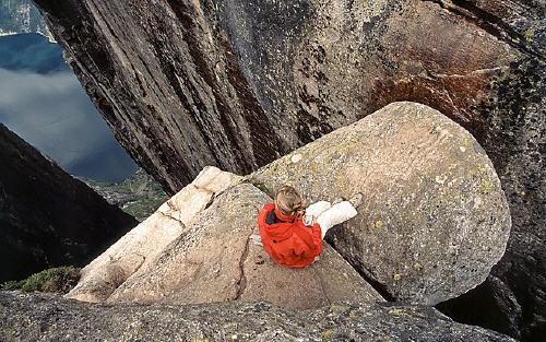 valle Kjeragbolten