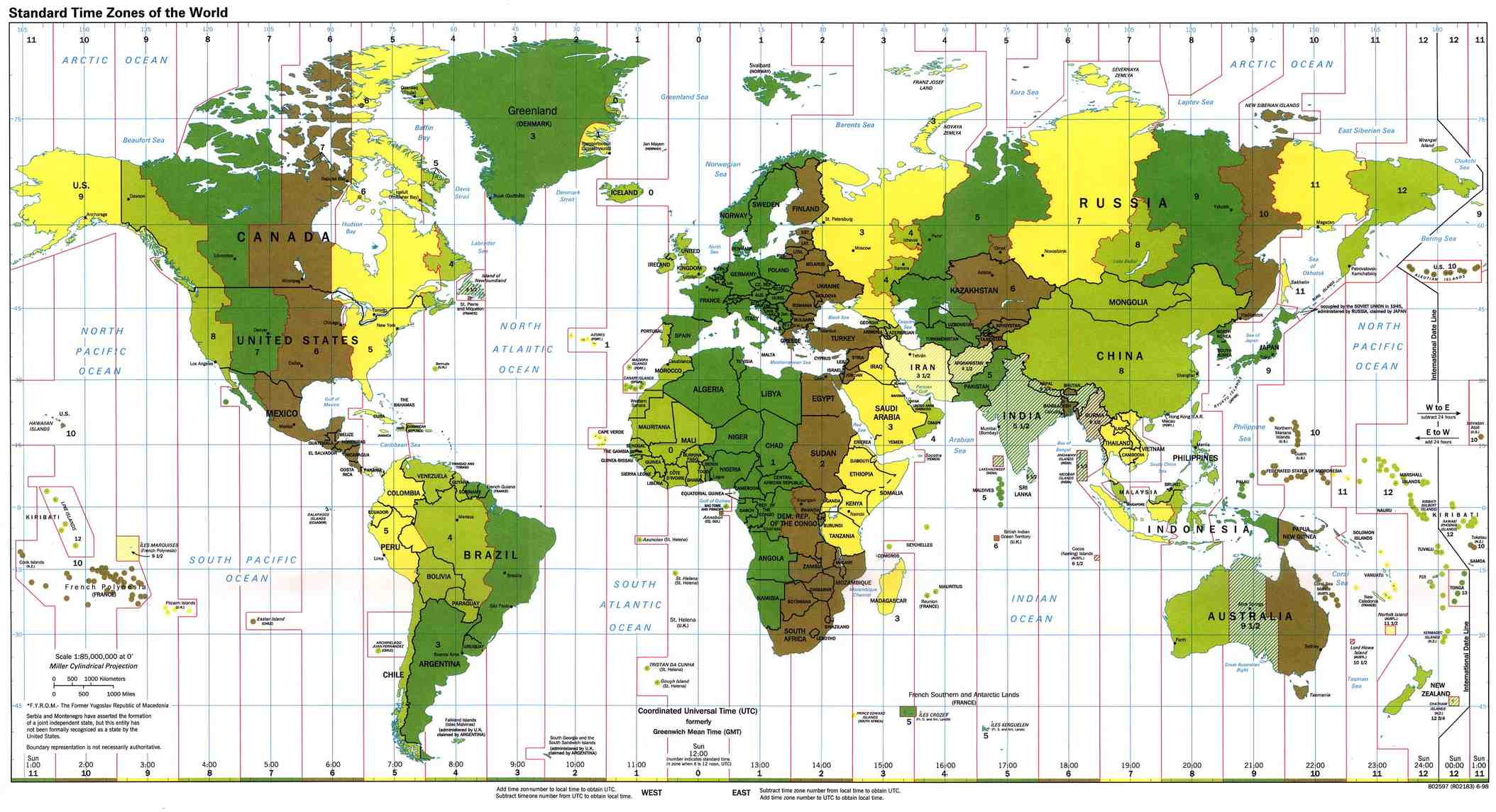 Time zones in the world on the map check city current time time zone gumiabroncs Gallery