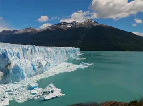 foto Lago glaciale di Perito Moreno, Argentina