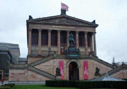 Immagine Alte National Galerie di Berlino