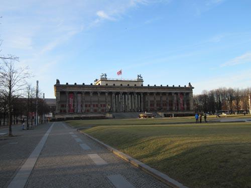 Foto Altes Museum di Berlino