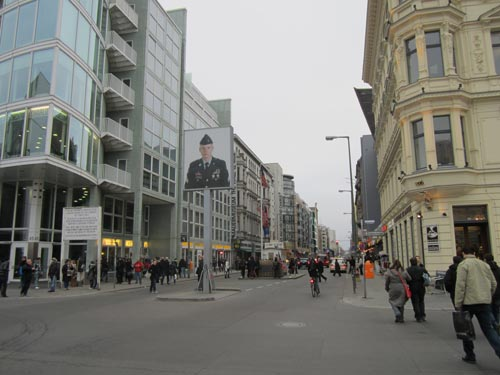 Foto Checkpoint Charlie