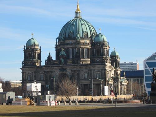 cupola cattedrale di Berlino