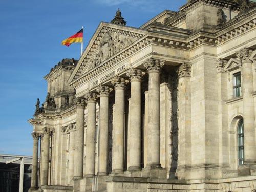 ingresso del Parlamento