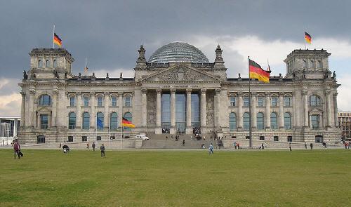 Palazzo del Parlamento, palazzo del Reichstag, foto ed ...