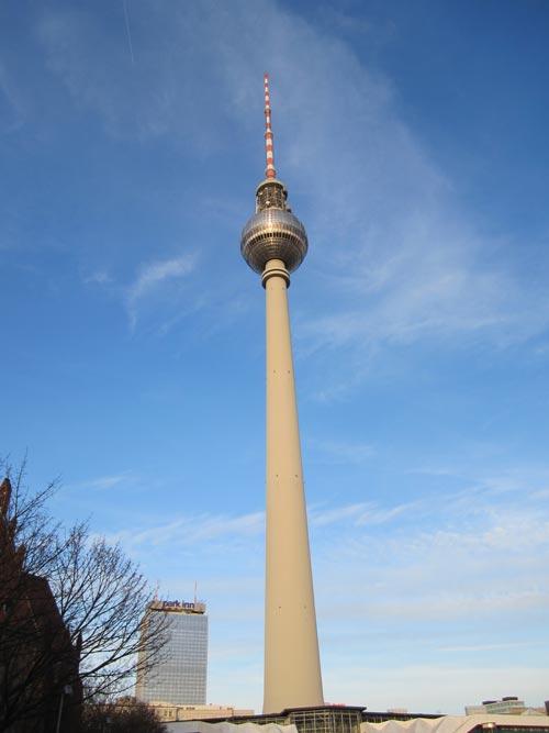 Foto Torre della televisione Berlino