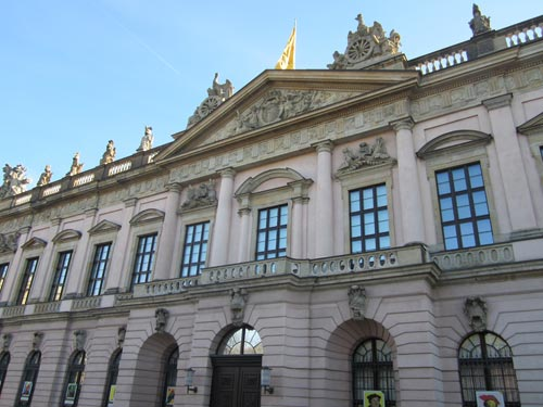 Foto università Humboldt Berlino
