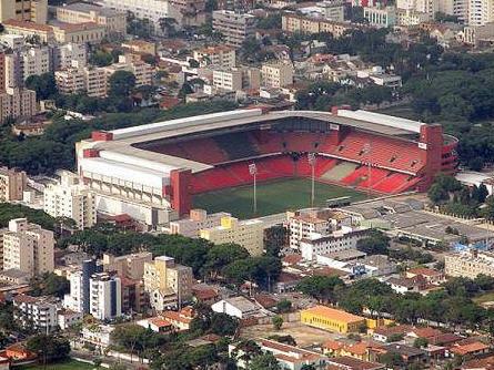 stadio Arena da Baixada