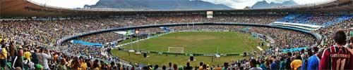 Foto dal satellite di Copacabana