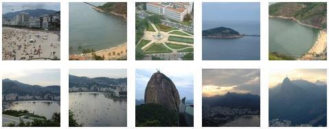 Le più belle foto di Rio de Janeiro