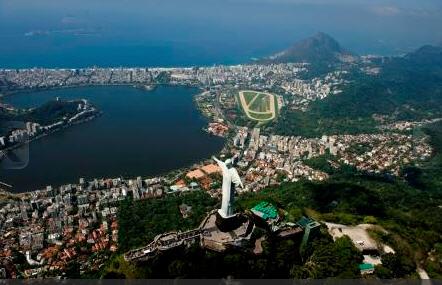 foto Rio dall'alto