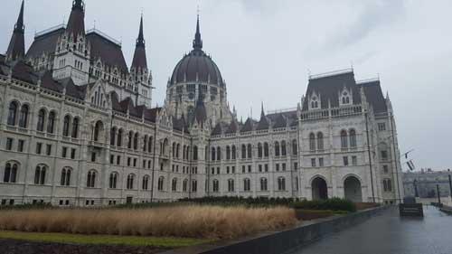Foto Parlamento di Budapest