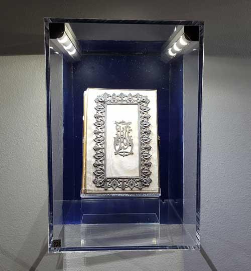 Foto albero della vita Sinagoga