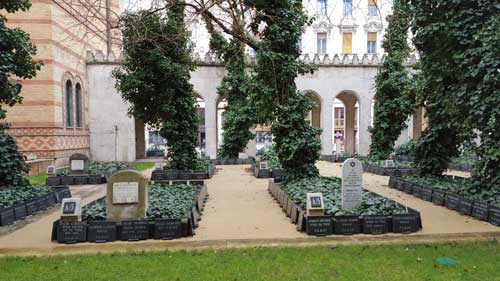 Foto tombe Sinagoga