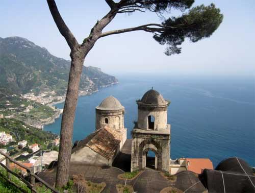 Foto da Villa Rufolo