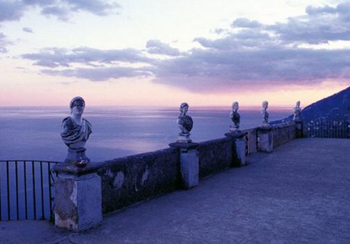 Foto da Villa Cimbrone