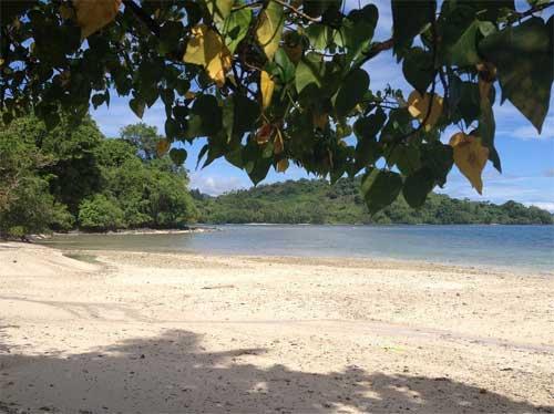 foto spiaggia Fiji