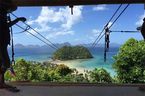 foto isola palawan, Filippine