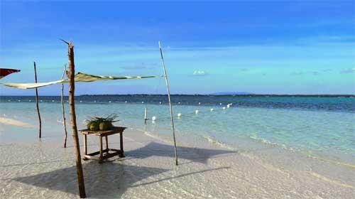 foto isola Vergine, Filippine