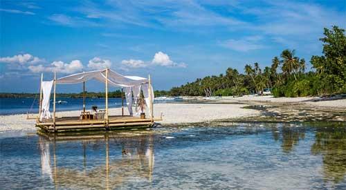 foto spiaggia Filippine