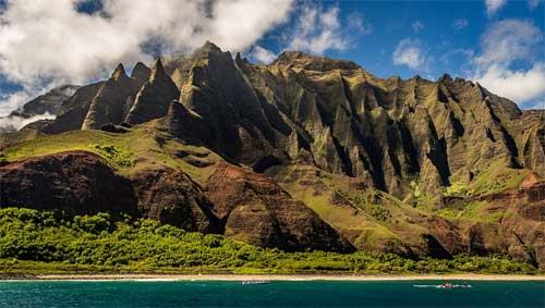 foto costa, Hawaii