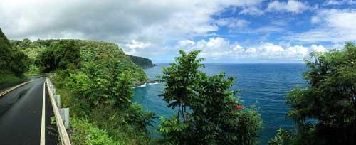 foto strada Hana, Hawaii