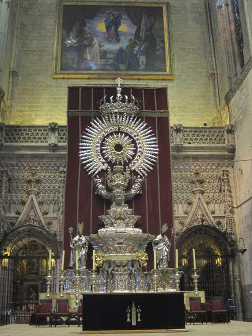 Foto Altar de Plata