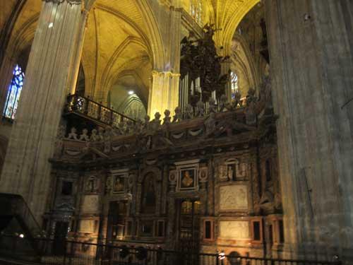 Foto coro chiesa