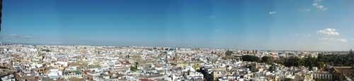 Vista dalla Torre della Giralda