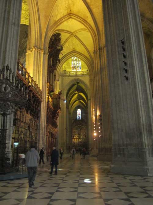 Foto interno cattedrale