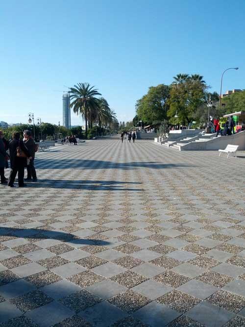 Foto lungofiume Guadalquivir